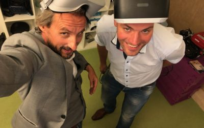 Besuch in der Augmented Reality