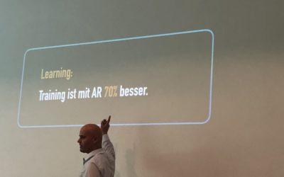 "Besuch in der Augmented Reality (2): VDI-Fachkonferenz ""Augmented und Virtual Reality als Smart-Assistance"""