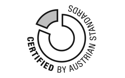 Certified by Austrian Standards